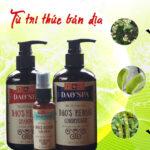 Thông tin Bộ sản phẩm chăm sóc tóc Dao's Herbal