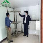 Hoàn thiện nhà máy sản xuất mỹ phẩm đạt tiêu chuẩn Bộ Y Tế